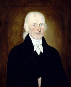 Enoch Perley by John Brewster