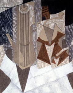Coffee-Grinder by Juan Gris
