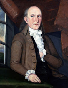 Major Andrew Billings by Sarah Perkins