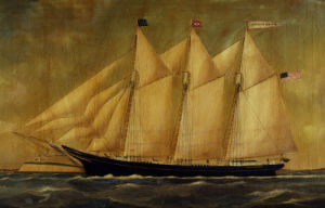 The Clipper William Mason by William Pierce Stubbs