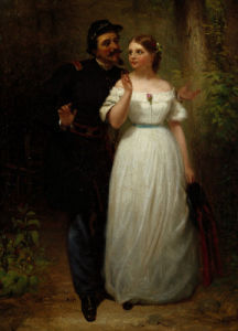The Rejected Suitor by John George Brown