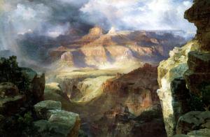 A Miracle Of Nature by Thomas Moran