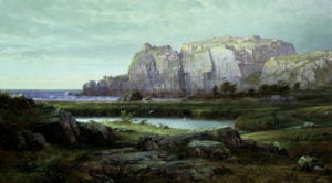 Blue Waters by William Trost Richards