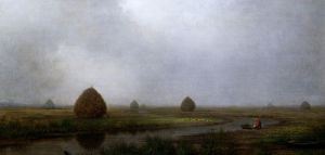 Jersey Marshes by Martin Johnson Heade