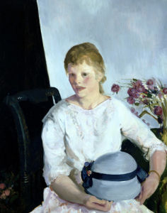 Lillian by George Wesley Bellows