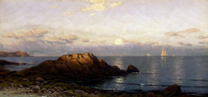 Sunrise, Grand Manan by Alfred Thompson Bricher