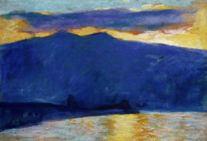 Sunrise by Lesser Ury