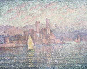Antibes, Matin by Paul Signac