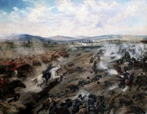 The Battle Of The 5th Of May by La Batalla Del Mayo
