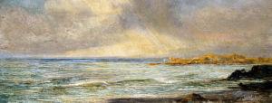 Seascape, Paisaje Marino by Joaquin Clausell