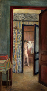 The Toilet (Nude Dressing Herself) by Henri Lebasque