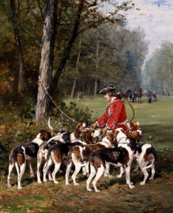 Unleashing The Hounds by John Dalby