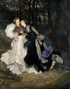 The Secret (Confession) by Wilhelmina Post