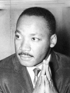 Martin Luther King by Celebrity Image