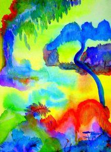 Dreaming by Luisa Gaye Ayre