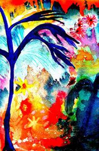 Tahiti by Luisa Gaye Ayre