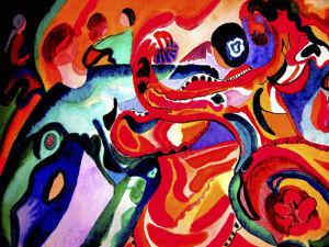 Fiesta by Luisa Gaye Ayre