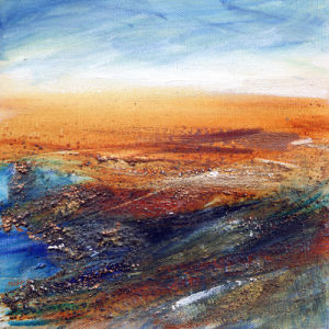 Scottish Coast II by Lesley Birch