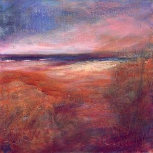 Evening Light by Lesley Birch