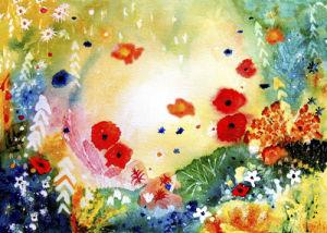 Wild Garden 2008 by Luisa Gaye Ayre