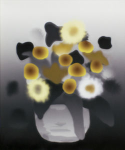 Hazy Flowers by Luisa Gaye Ayre
