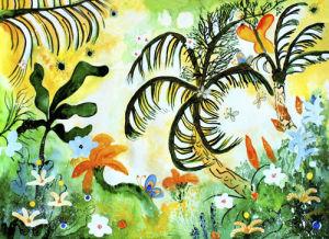 Happy Jungle by Luisa Gaye Ayre
