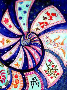 Nautilus by Luisa Gaye Ayre