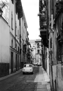 Cinquecento Bianco by Flo Smith
