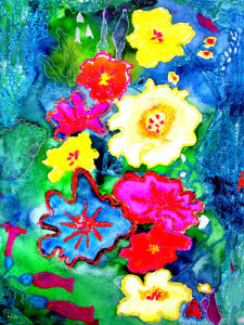 Gone to Seed by Luisa Gaye Ayre