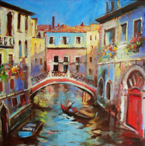 Colours of Venice-Afternoon by Martin Ulbricht