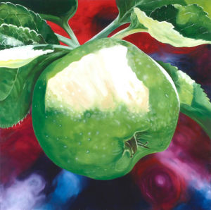 Green Apple by James Knowles