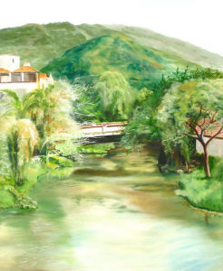 Mouth of the Cuale by James Knowles