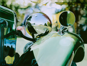 Vintage Reflections by James Knowles