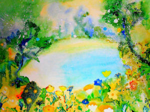 Atoll by Luisa Gaye Ayre