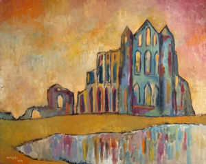 Whitby Abbey by Jeremy Mayes