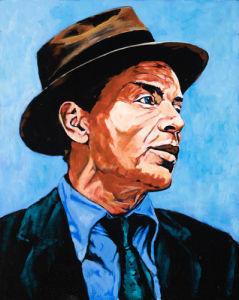 Frank Sinatra by John Wilsher