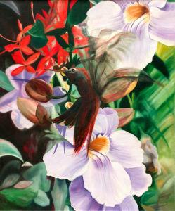 Colibre Laticia by James Knowles