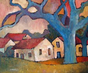 Under the Blue Oak by Jeremy Mayes