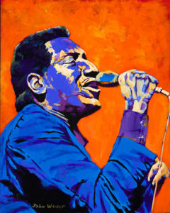 Otis Redding by John Wilsher