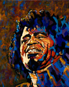 James Brown by John Wilsher