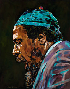 Thelonius Monk by John Wilsher