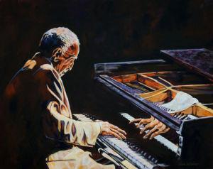 Ruben Gonzalez,  Buena Vista Social Club by John Wilsher