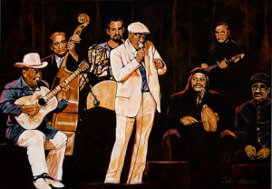 Buena Vista Social Club by John Wilsher
