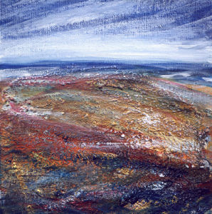 Rugged Scottish Coast by Lesley Birch