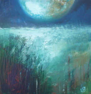 Green Sea by Lesley Birch
