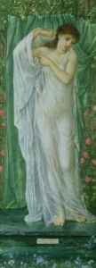 Summer, 1869 by Sir Edward Burne-Jones