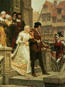 Call to Arms, 1888 by Edmund Blair Leighton