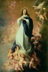 Immaculate Conception of the Escorial, c.1678 by Beadle