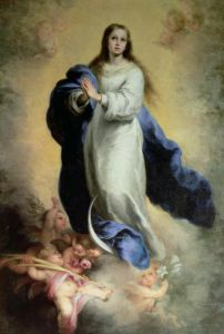 The Immaculate Conception by Beadle