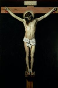 Christ on the Cross, c.1630 by Diego Rodriguez de Silva Velazquez
